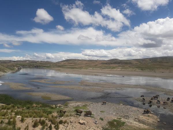 Sistema de Información Hídrico en la Cuenca del Río Ilave